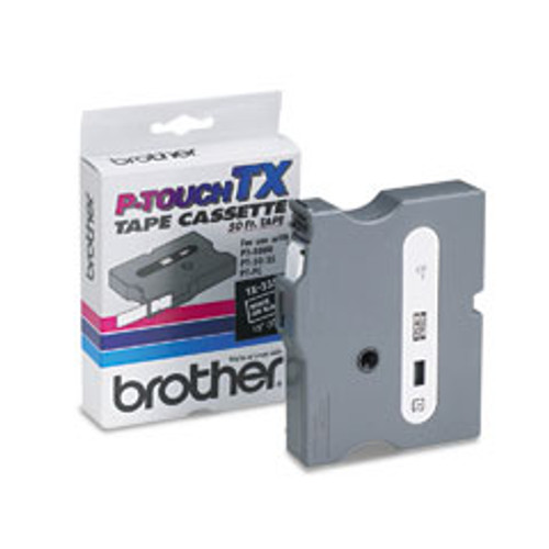 Brother TX-3351 p-touch labels