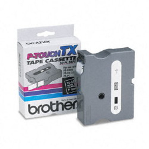Brother TX-3551 p-touch labels
