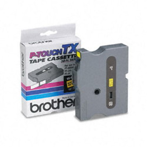 Brother TX-6311 p-touch label