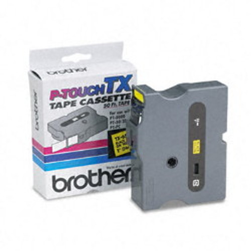 Brother TX-6511 p-touch label