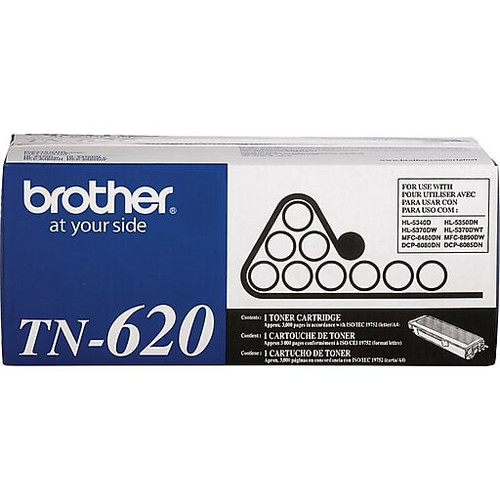 Brother TN-620 Toner Cartridge Black