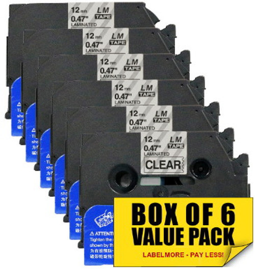 LME131 6 tape value pack