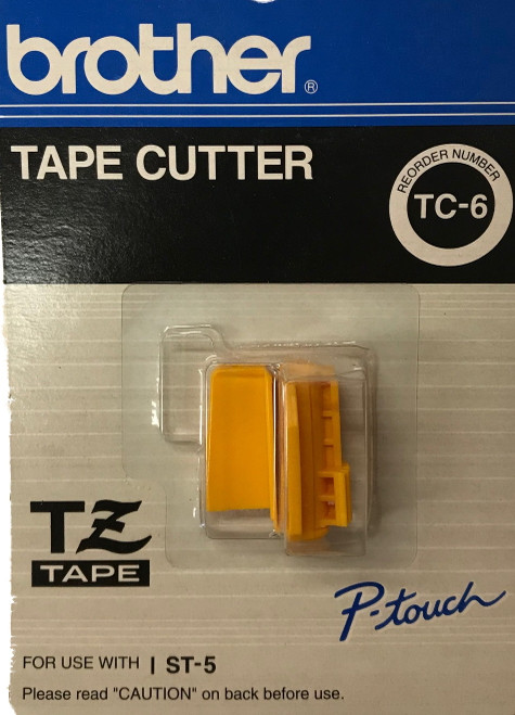 Brother TC6 replacement cutter blade
