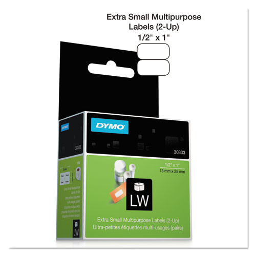 Dymo 30333 small multi purpose labels