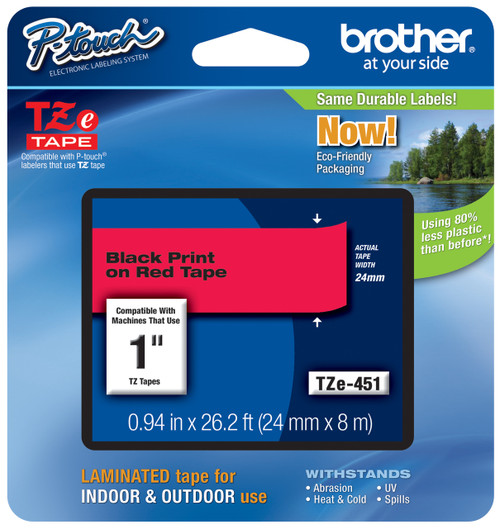 Brother TZ-451 p-touch tape