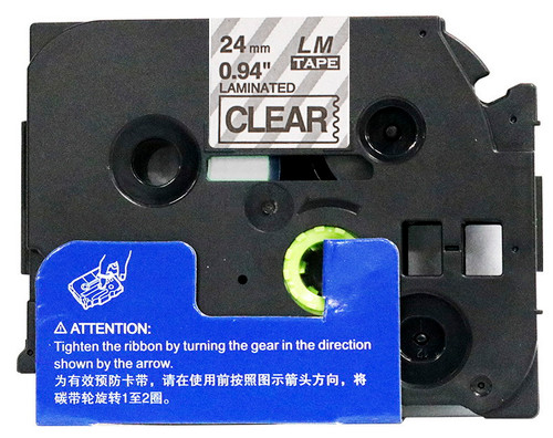 LME151 open box black on clear