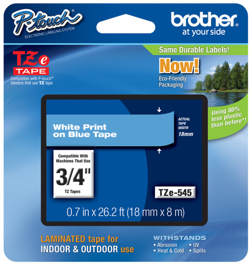 Brother TZ-545 p-touch tape