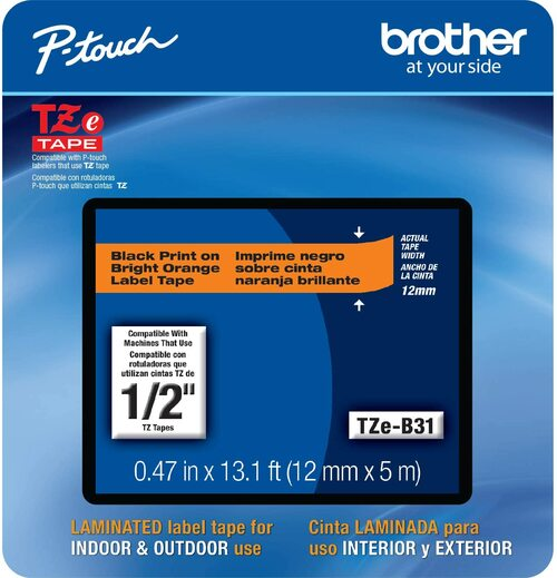 Brother TZe-B31 p-touch tape