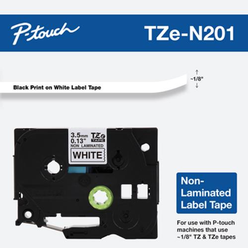TZE-N201 super narrow ptouch tape