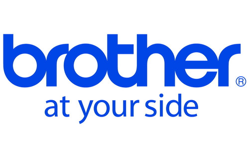 Brother TZe-S241 3/4 In  Black on White Extra Strength Tape