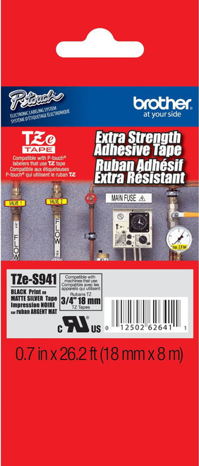 Brother TZ-S941 p-touch labels
