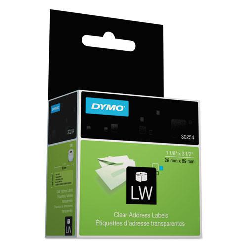 Dymo 30254 address labels