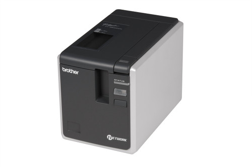 Brother PT-9800PCN Commercial Network Label and Barcode Printer