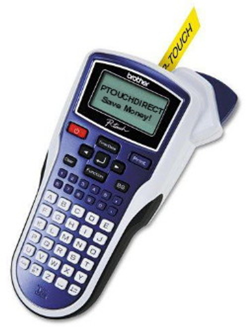 Brother pt-1010S-RF Label Maker