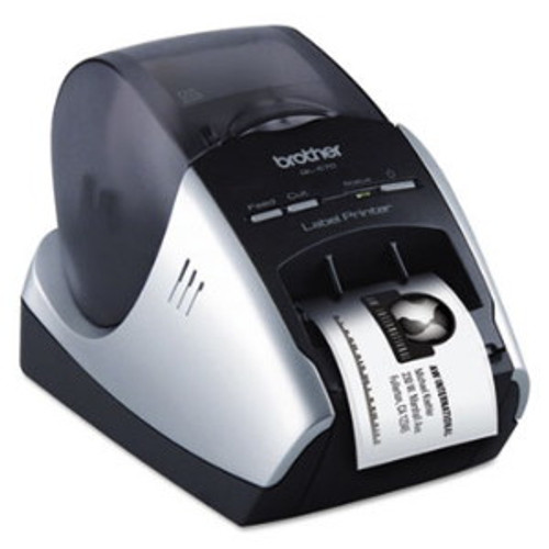 Brother QL570 Label Printer