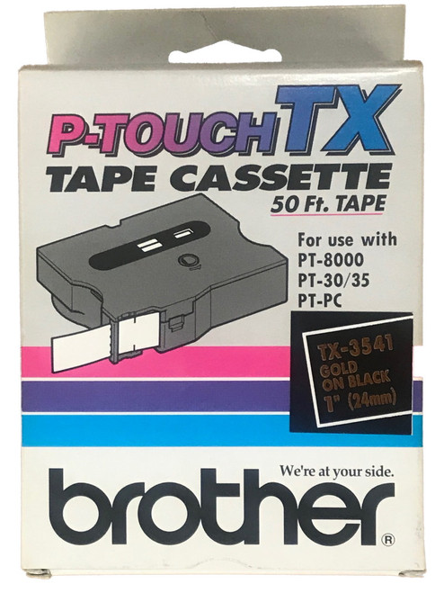 Brother tx3541 Label Tape