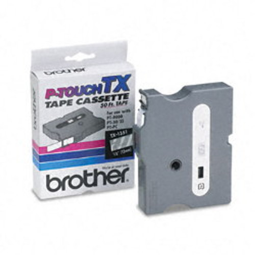 Brother TX1251 TX Tape