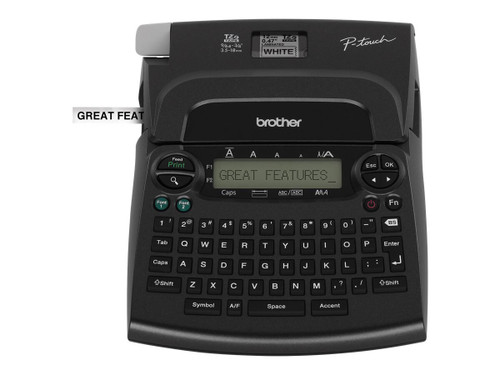 PT-1890 p-touch label printer