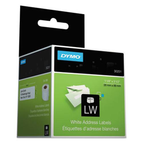 Dymo 30251 address labels