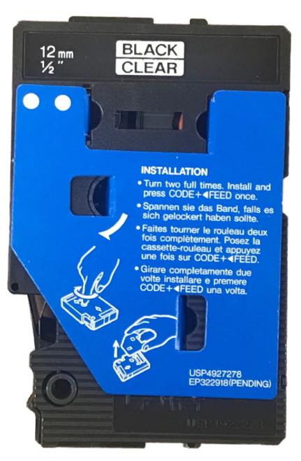open box tc-10 tape single pack