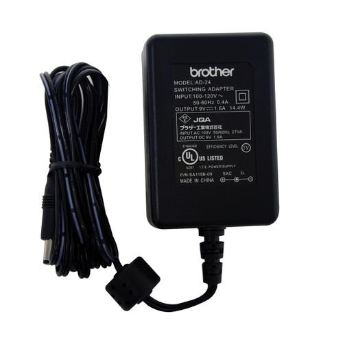 Brother ad24 power adaptor, ad-24es