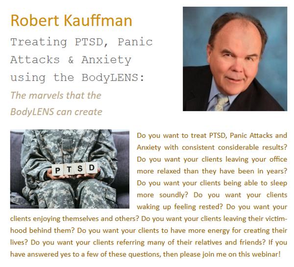 Treating PTSD, Panic Attacks, & Anxiety using the BodyLENS