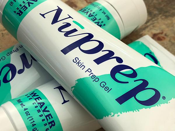 NuPrep Skin Prep Gel