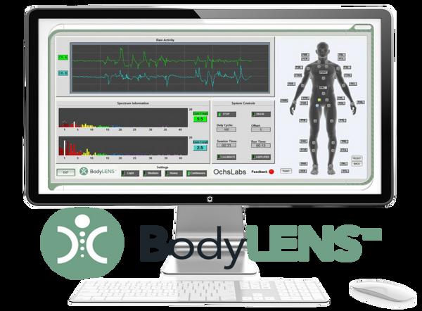 BodyLENS™ Software from Ochslabs.com