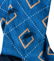 Taylor Argyle Socks