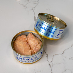 A bigger serving of our albacore- perfect for a group or the tuna-lover!