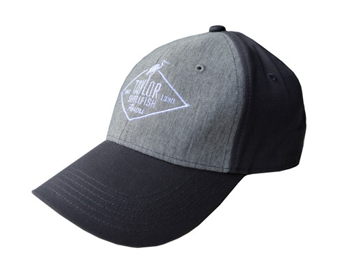 Gray Taylor Hat