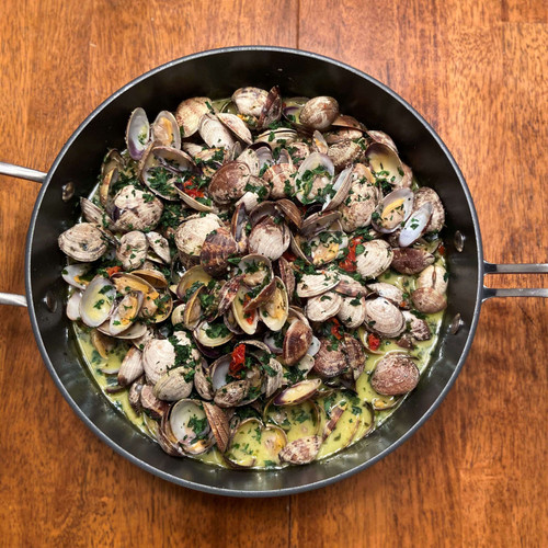 Taylor's Garlic Herb Butter Clam Kit