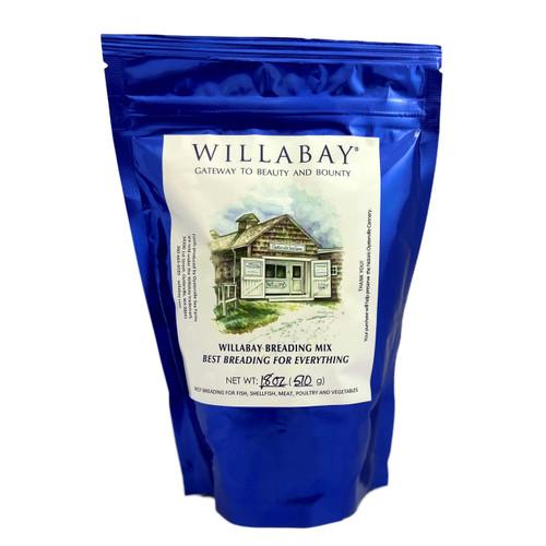 Willabay Oyster Breading