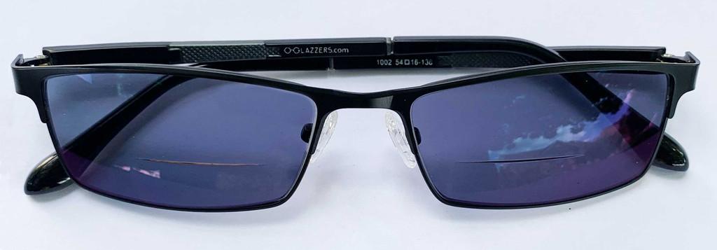 Photochromatic Bifocal Reading Glasses