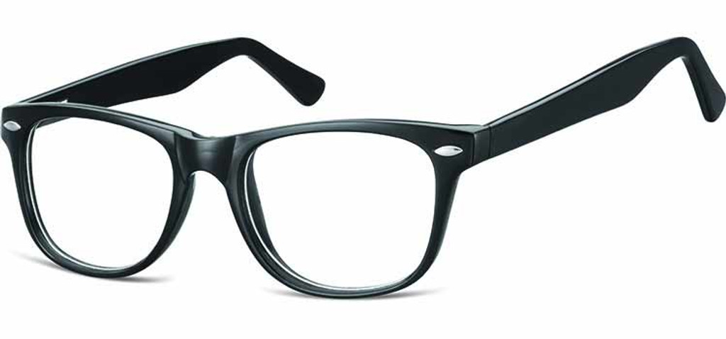 Progressive Reading Glasses Clear on Top