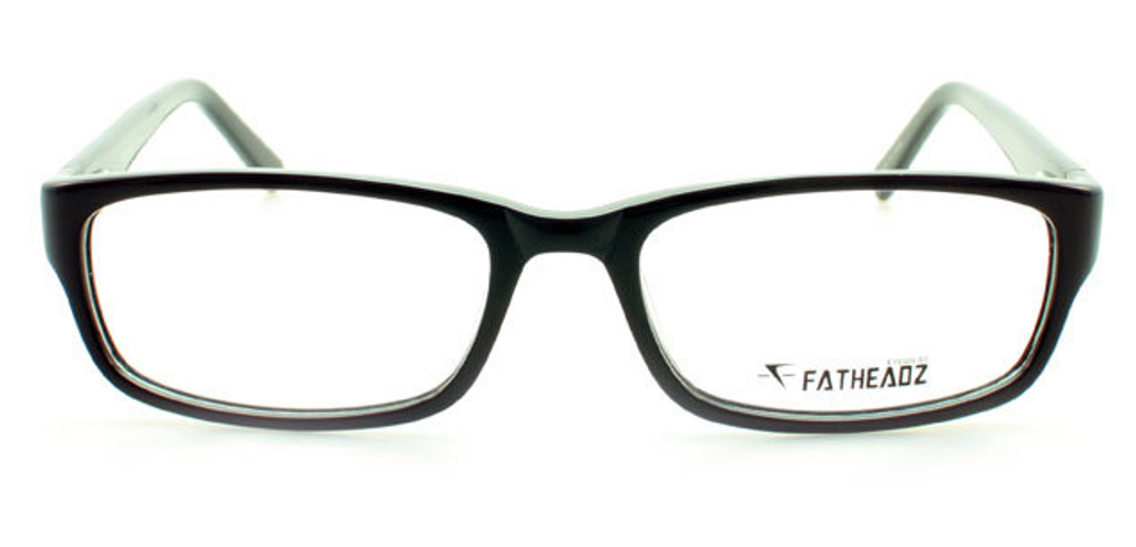 Wide Optical Frame for Extra Large Heads