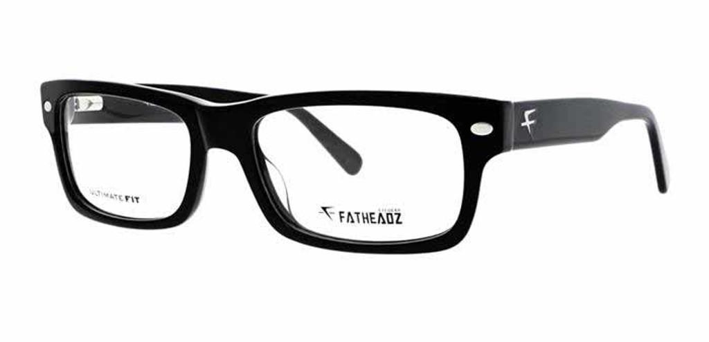Extra Extra Large Fatheadz Matz Rx Optical Frame