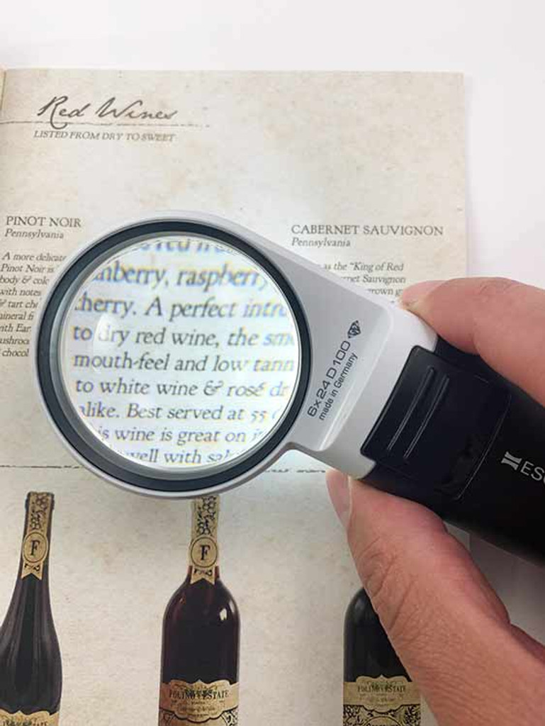 Best Magnifying Glass for Low Vision