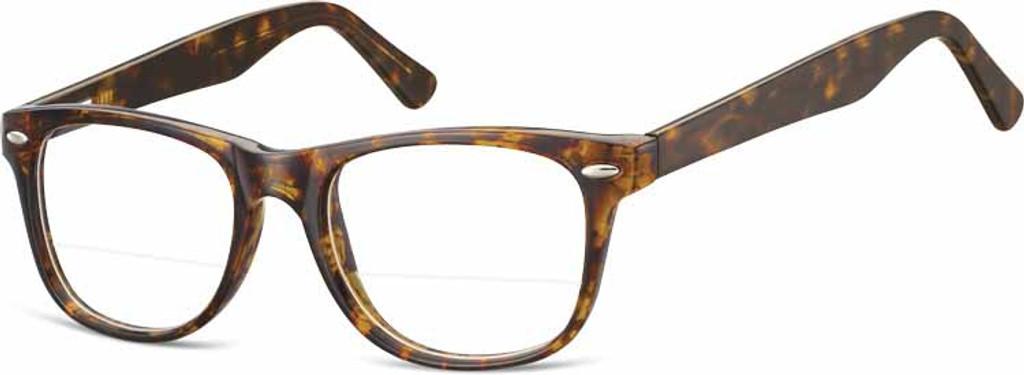 Full Segment Bifocal Reading Glasses