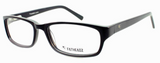 Wallstreet Extra Large Men's Glasses Frame