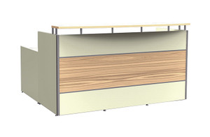 Accent Reception Desk from