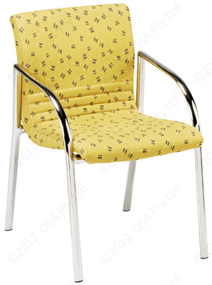 Laser Visitor Chair 4 Leg