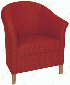 Munro Tub Chair Fully Upholstered from