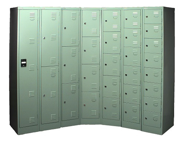 Lockers Priced from