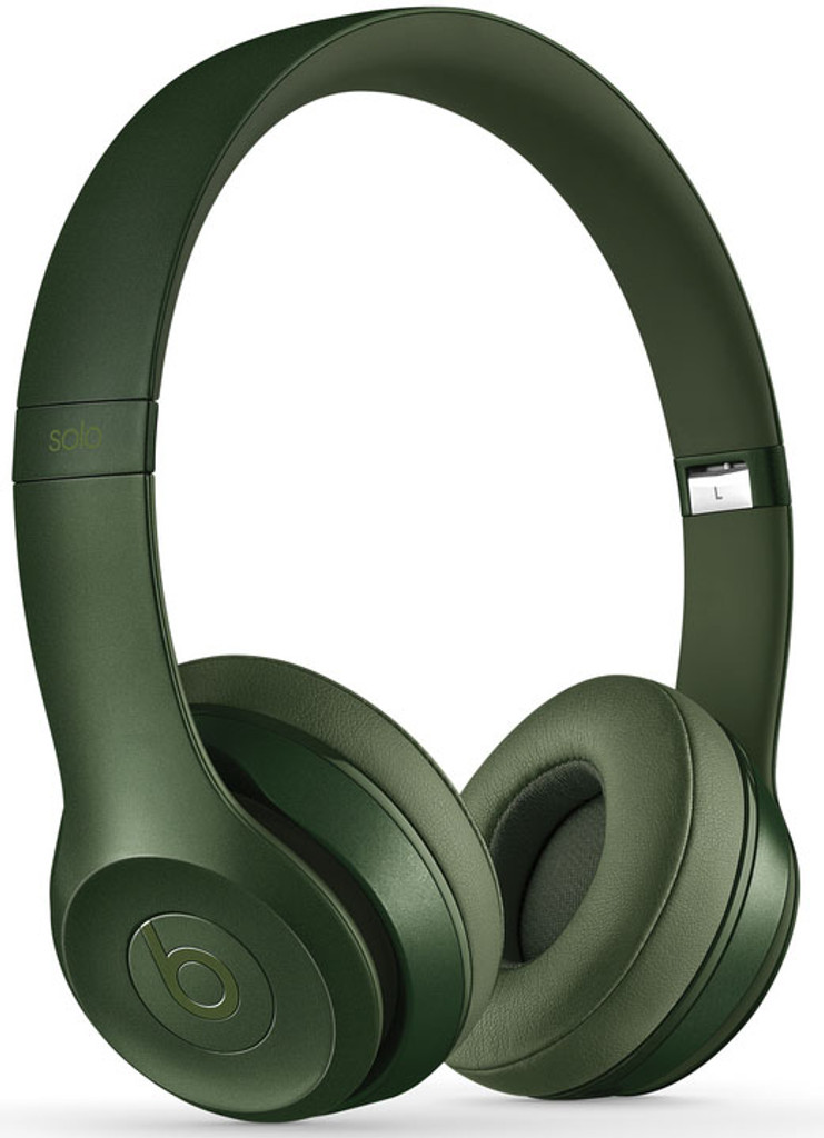 Beats by Dr. Dre Solo 2 Royal Collection Hunter Green On-Ear Headphones