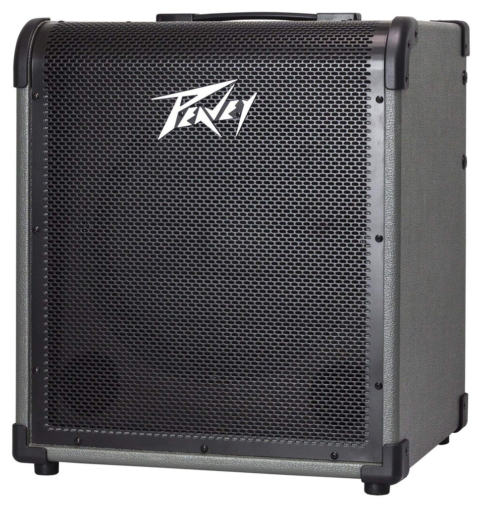 """Peavey MAX 150 150-watt 1-channel Solid-state, 1x12"""" Bass Combo Amplifier with 3-band EQ and Overdrive"""