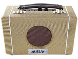 """Kala AMP-TWD 5 Watt Tweed Amplifier - Portable"