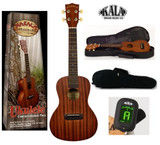 """KALA MK-C Concert Ukulele with Gig Bag"