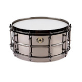 Ludwig LW6514 Black Magic Snare Black 6.5X14