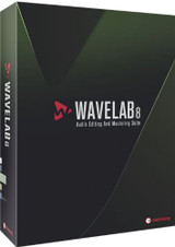 Steinberg WaveLab Audio Editing Software
